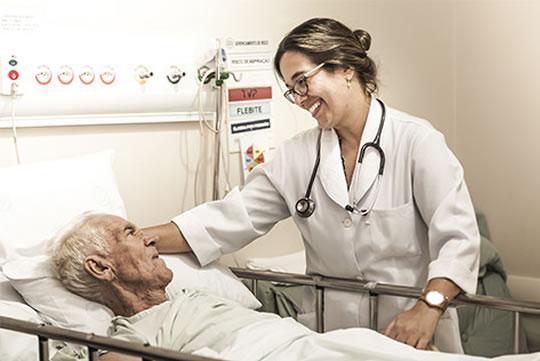 Cuidados paliativos no Hospital São Judas Tadeu